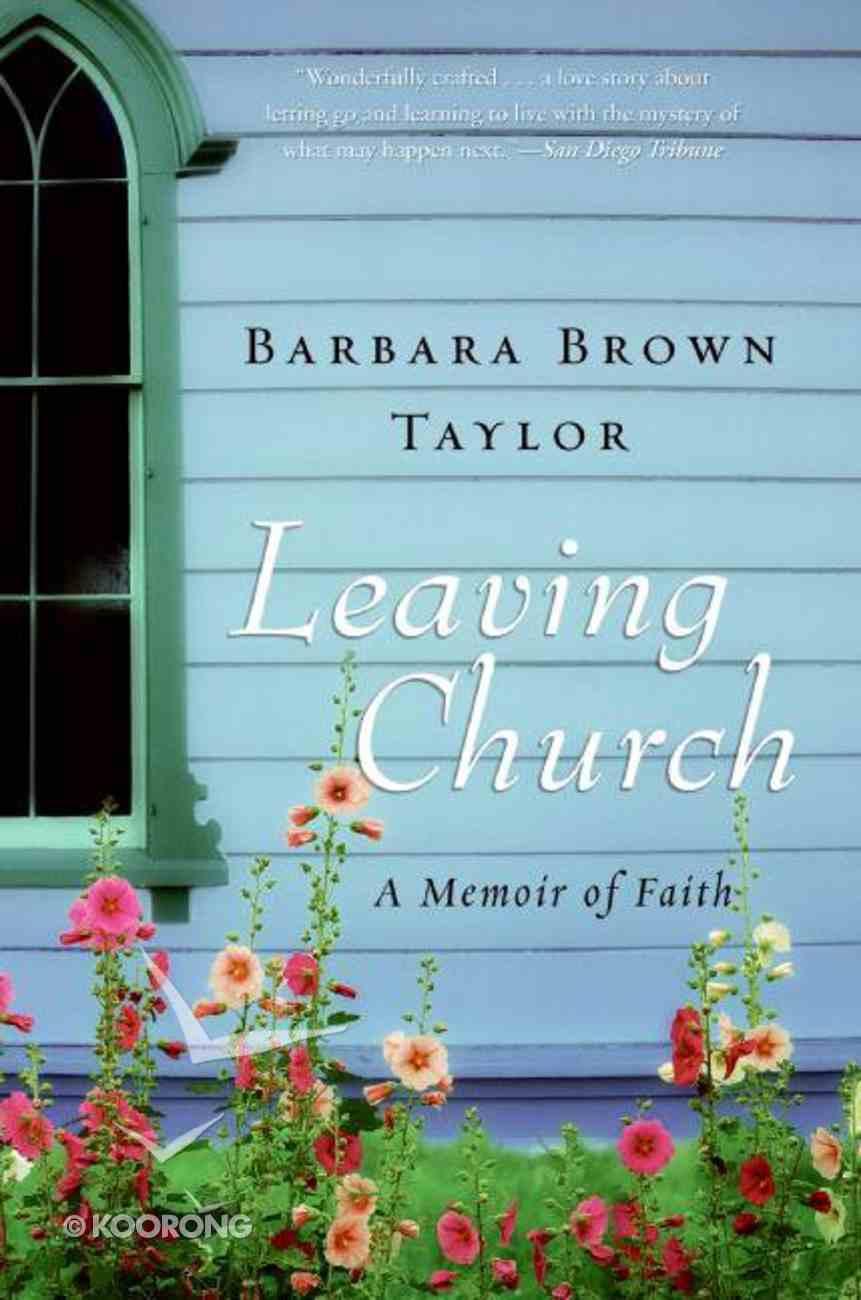 Leaving Church eBook