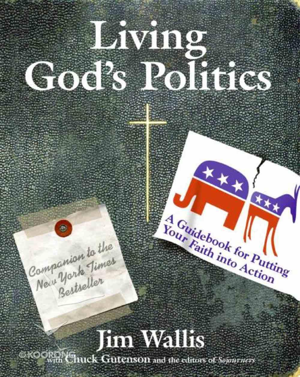 Living God's Politics eBook