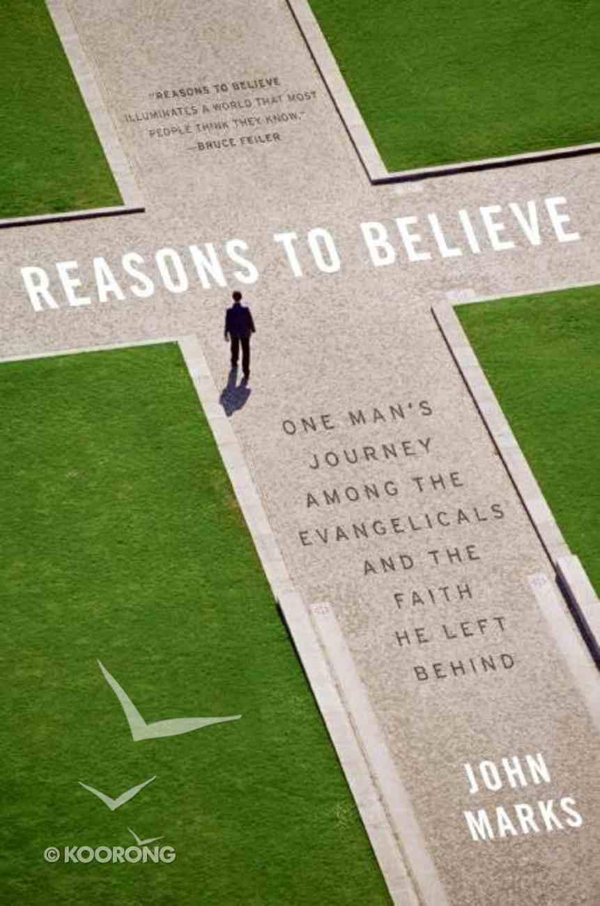 Reason's to Believe eBook