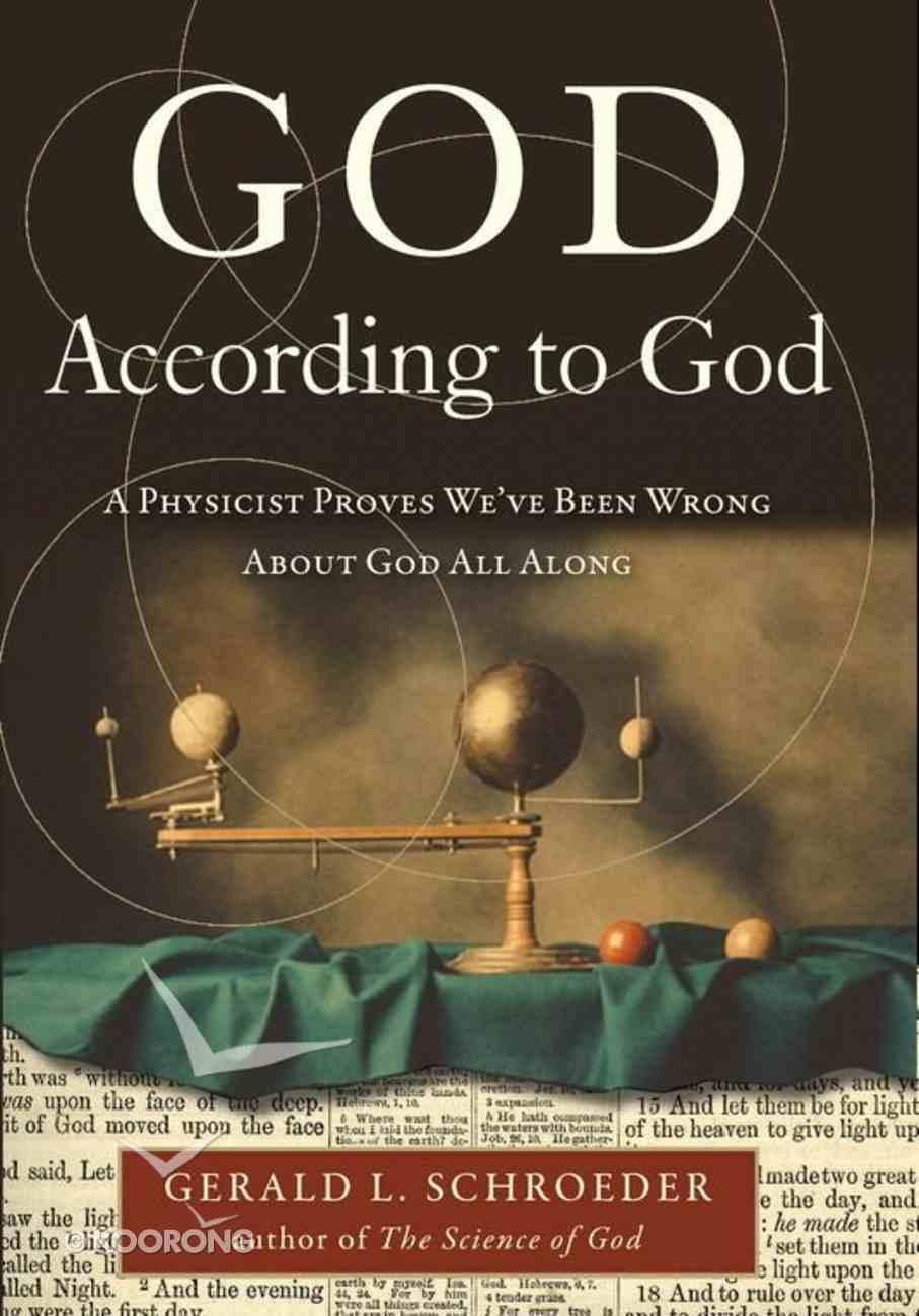 God According to God eBook