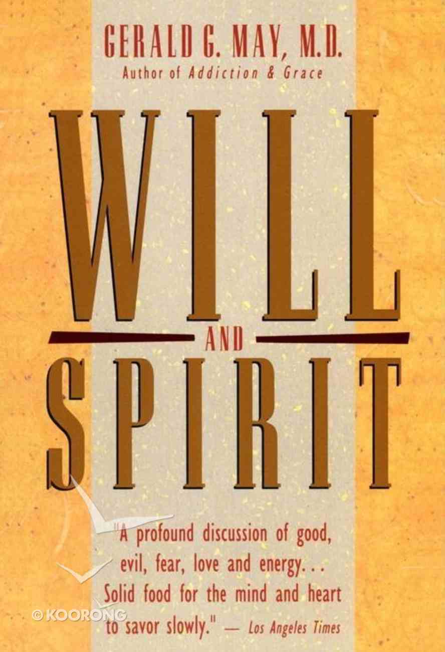 Will and Spirit eBook