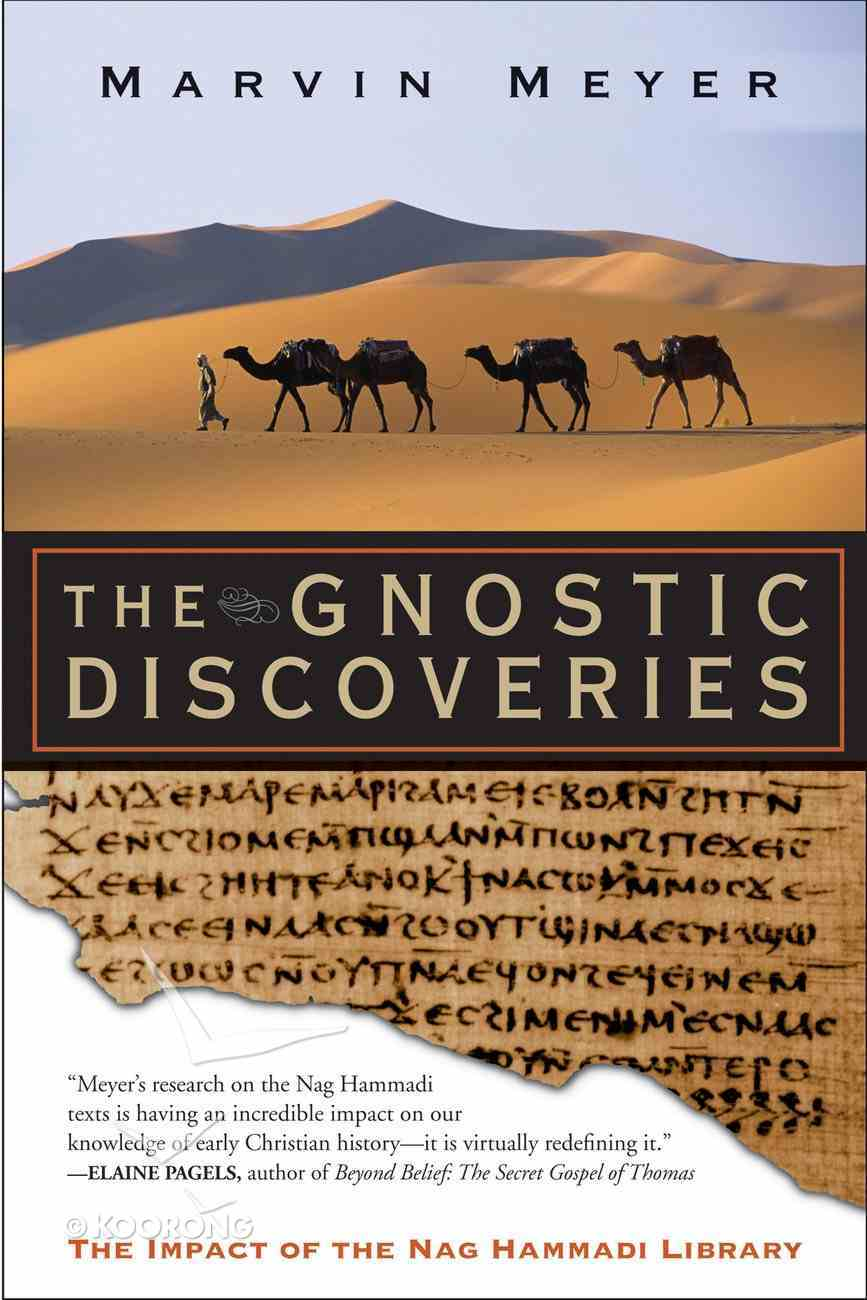Gnostic Discoveries eBook