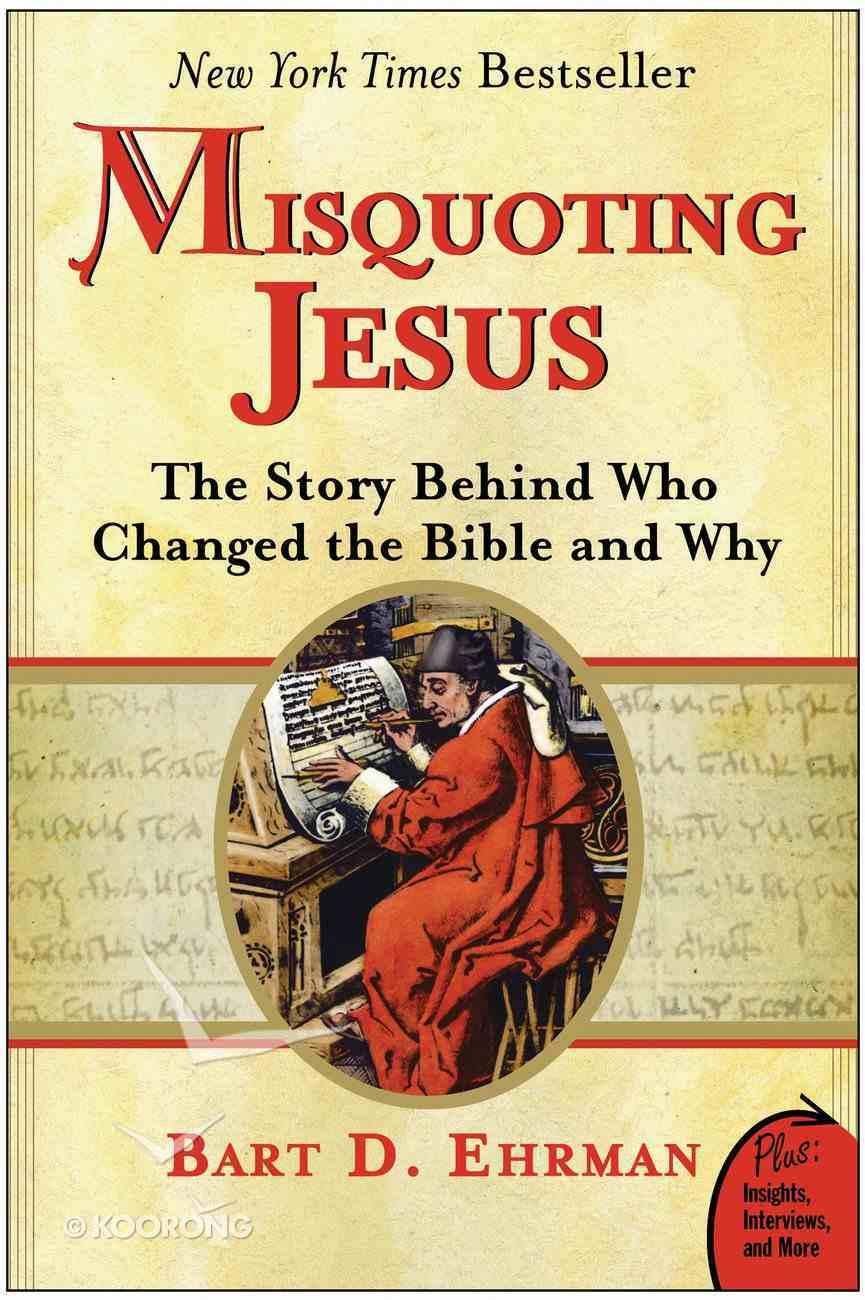 Misquoting Jesus eBook