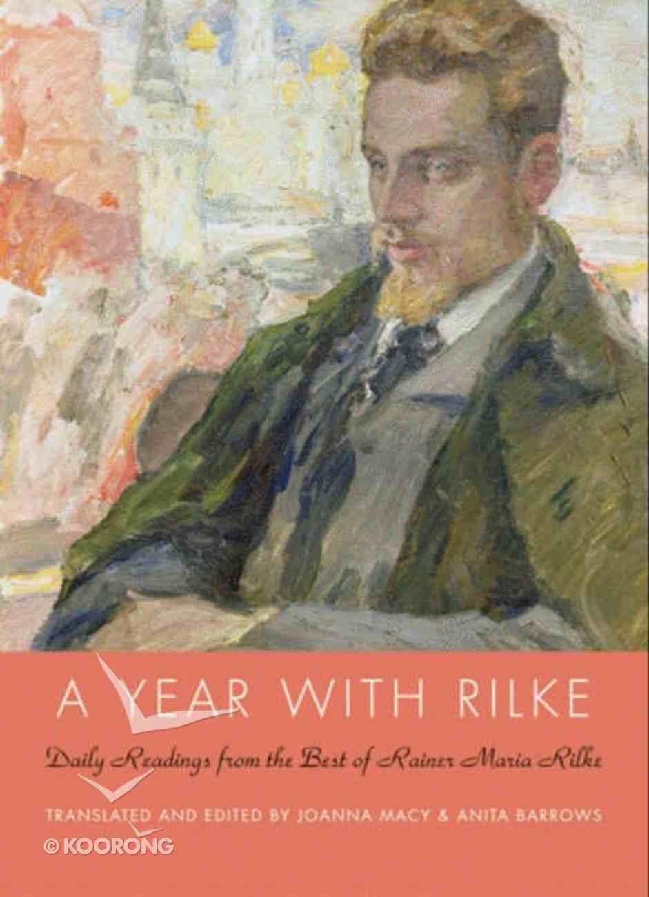 A Year With Rilke eBook