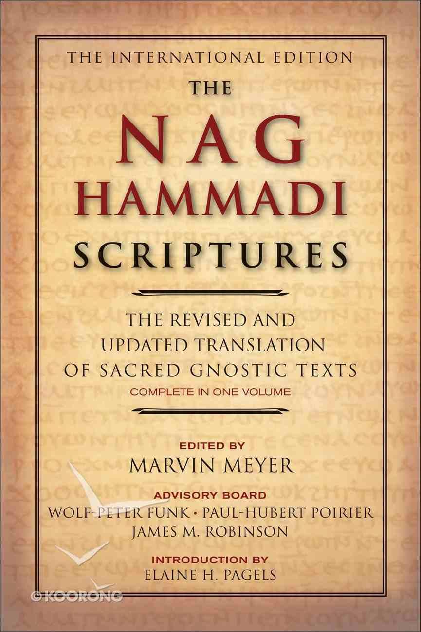 The Nag Hammadi Scriptures eBook