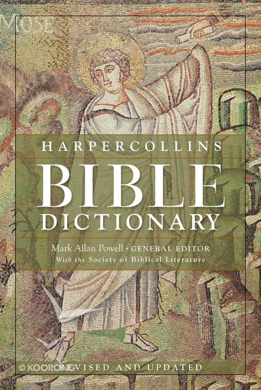 The Harpercollins Bible Dictionary (3rd Edition) eBook