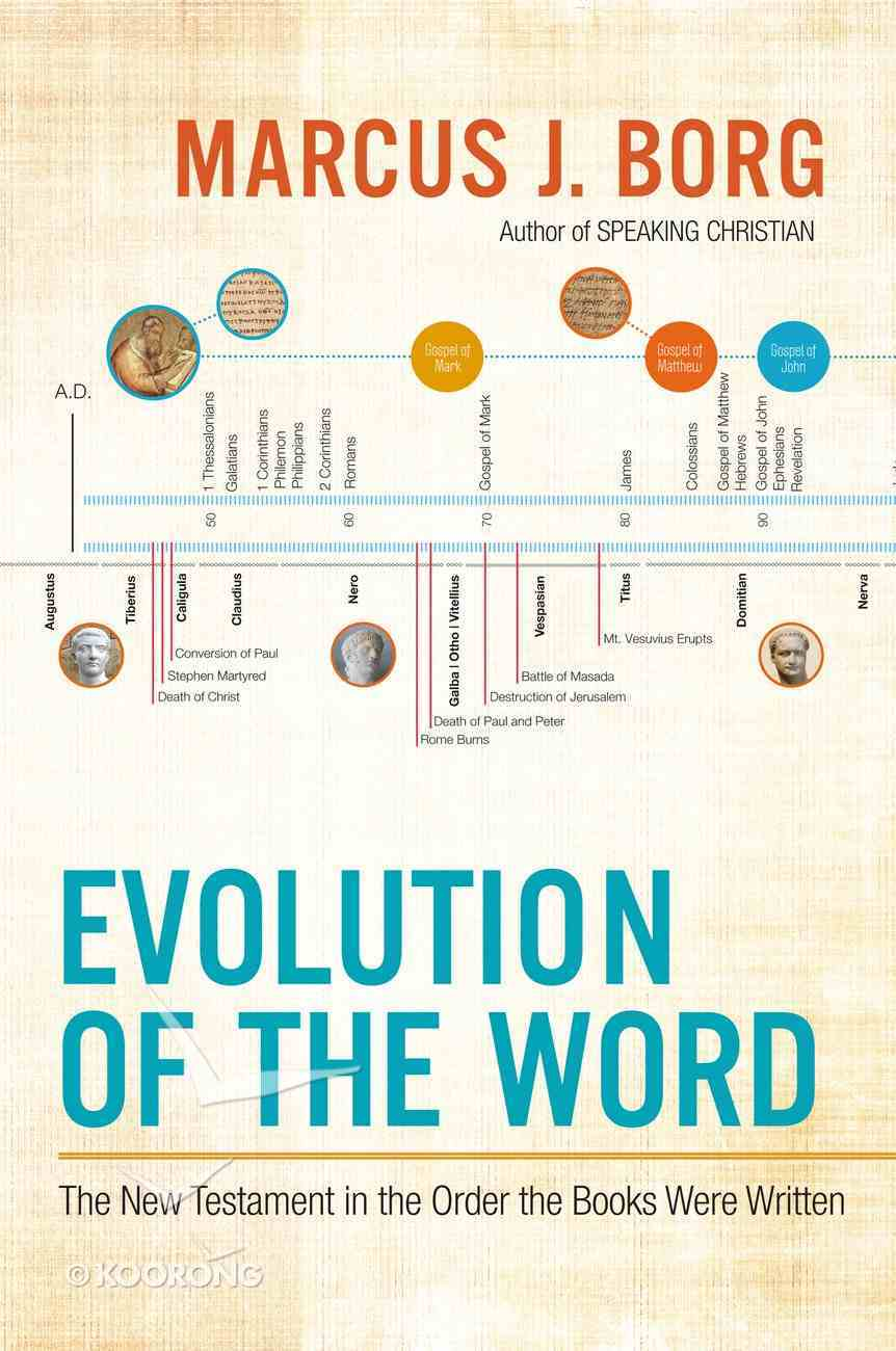 Evolution of the Word eBook