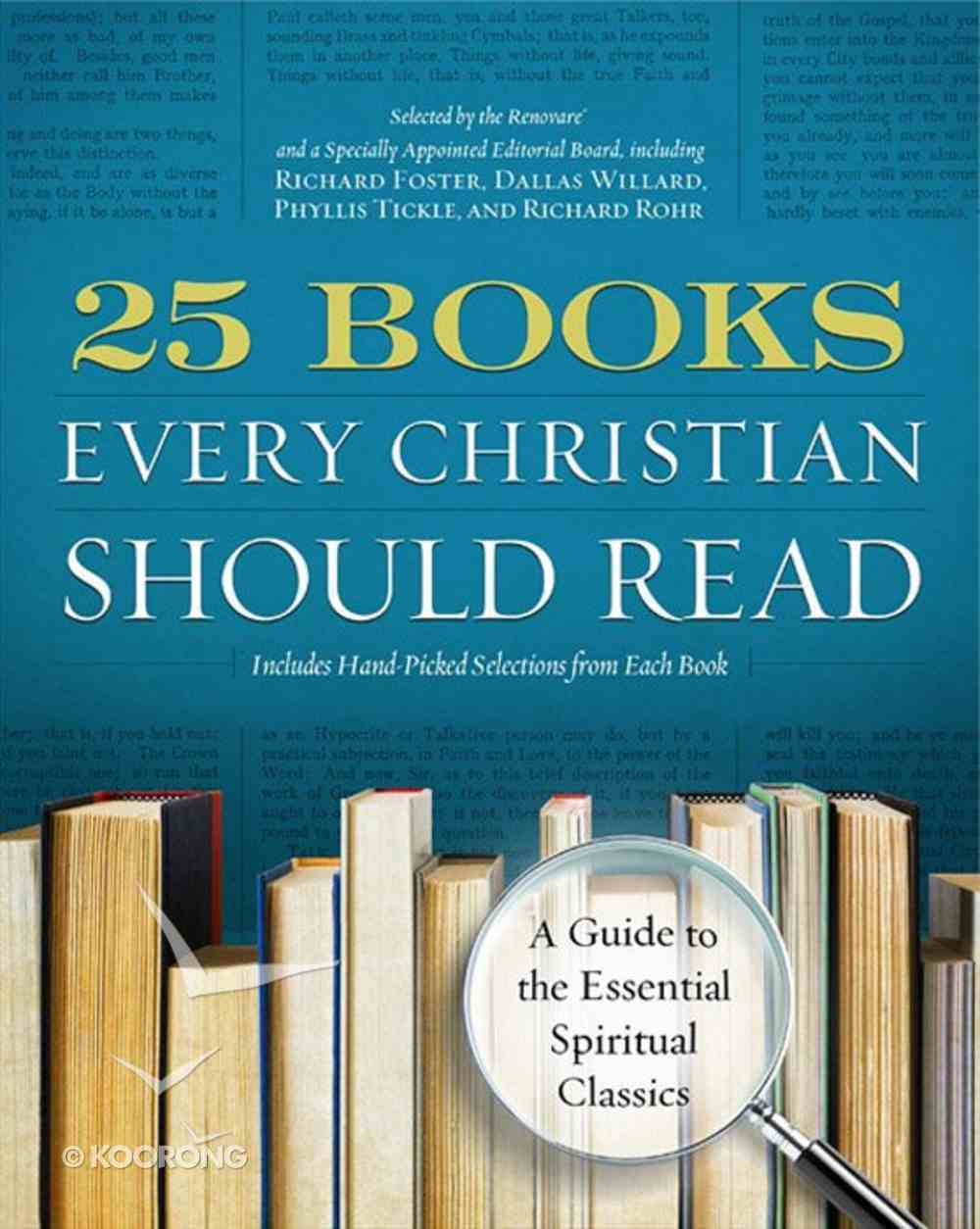 25 Books Every Christian Should Read eBook