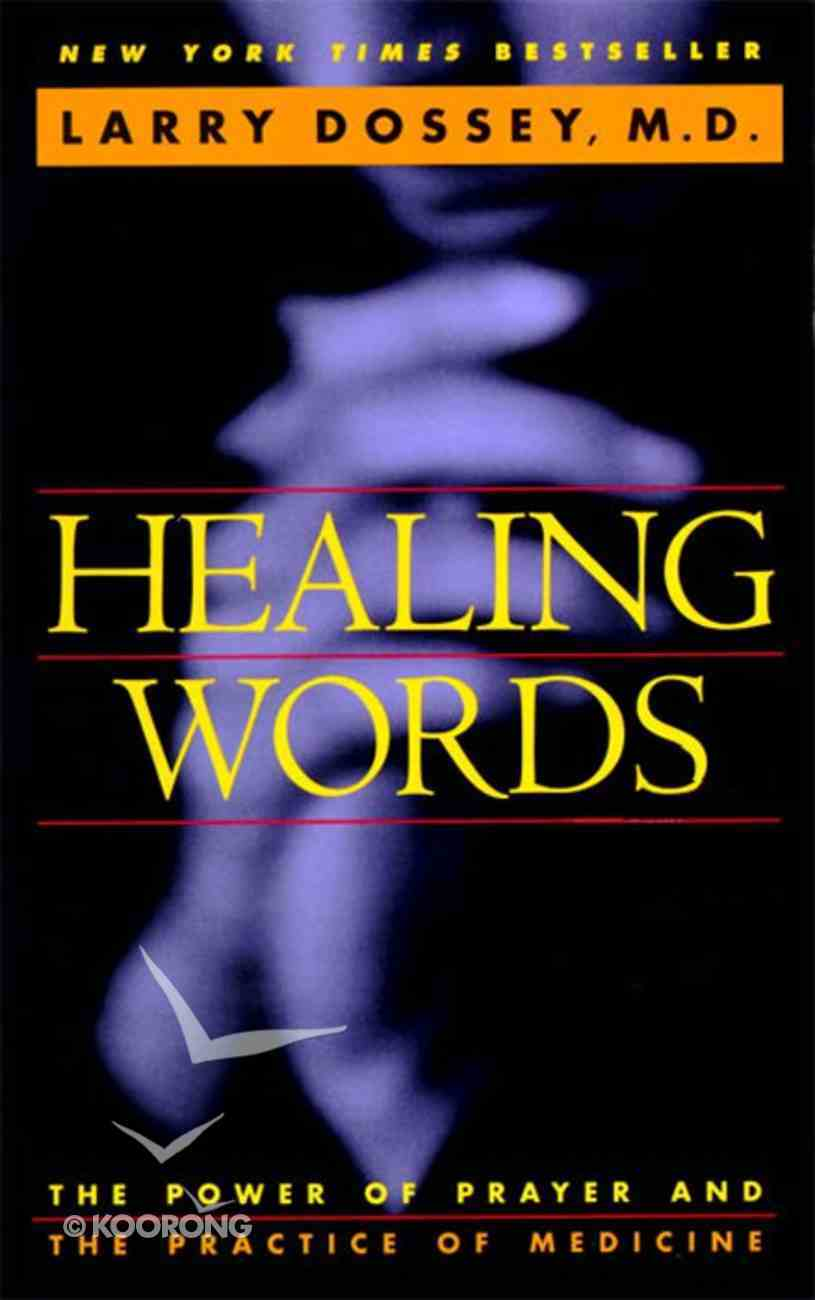 Healing Words eBook