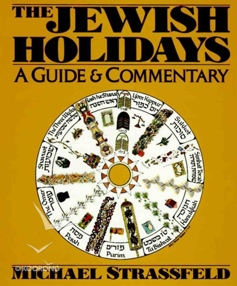 Jewish Holidays eBook