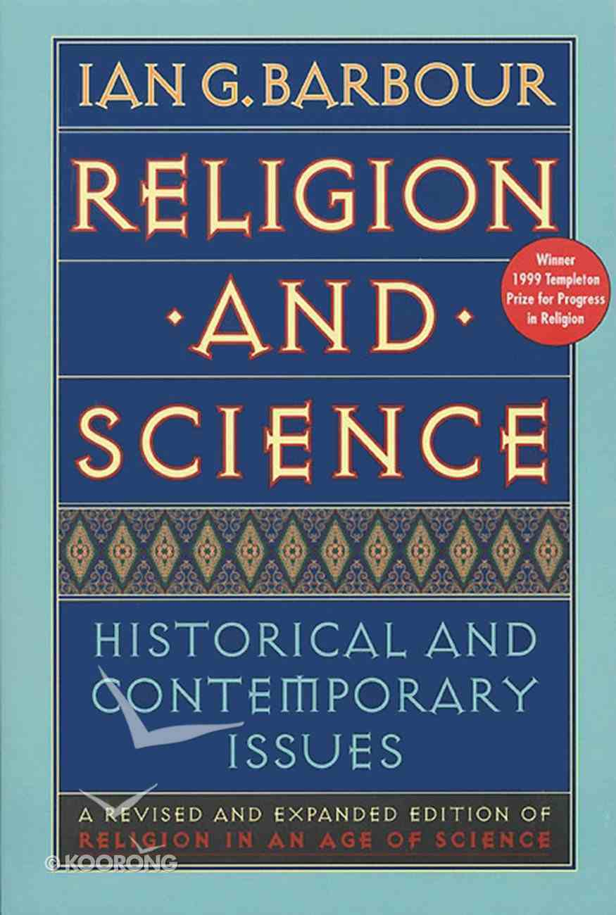 Religion and Science eBook
