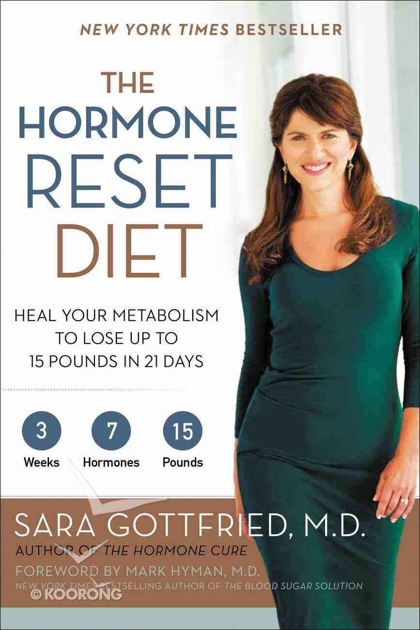The Hormone Reset Diet eBook