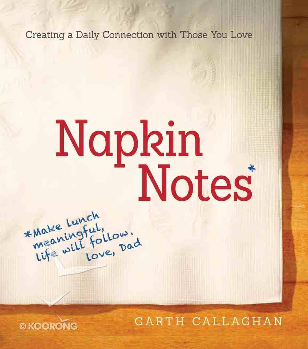Napkin Notes eBook