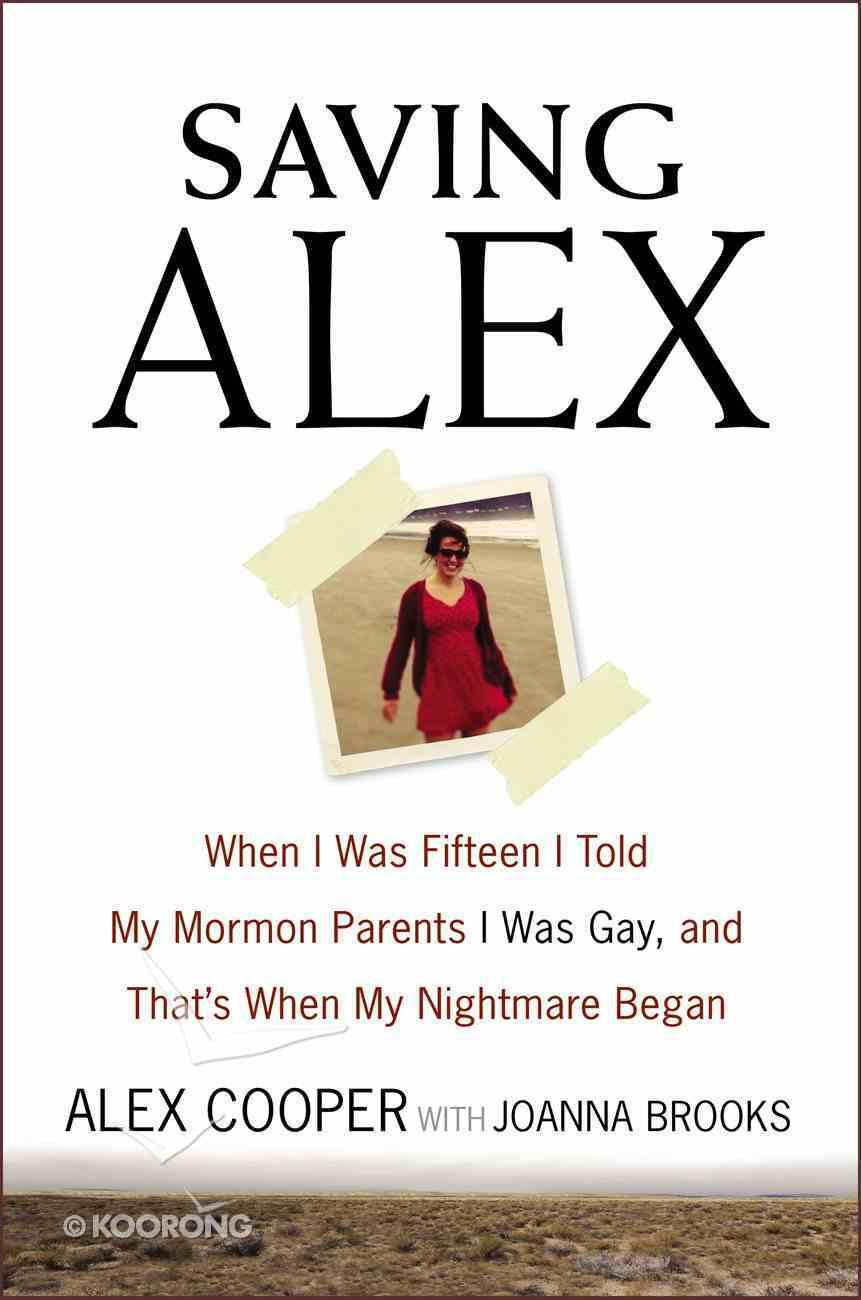 Saving Alex eBook