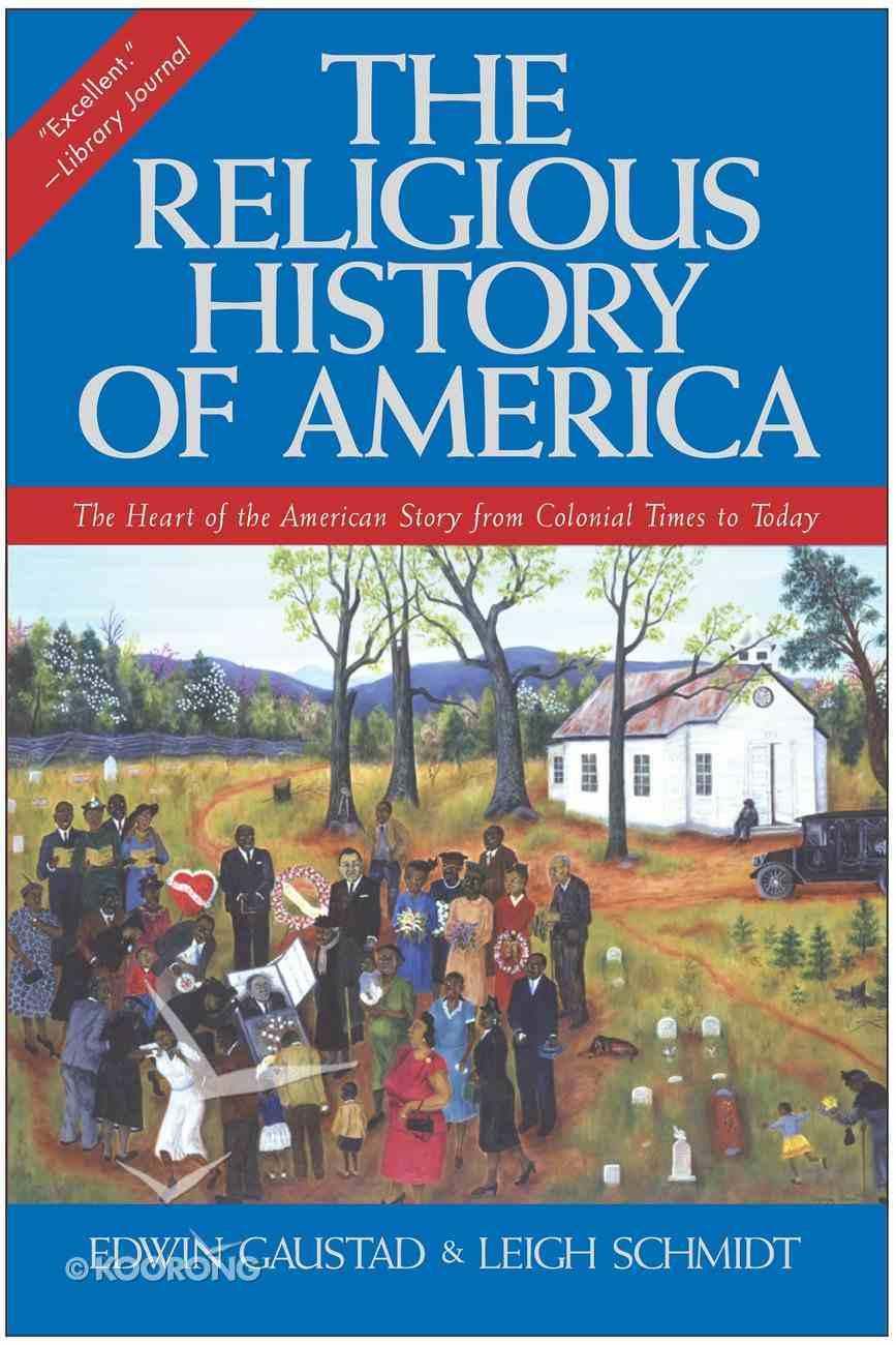 The Religious History of America eBook
