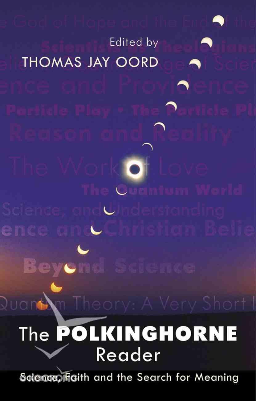 Polkinghorne Reader eBook