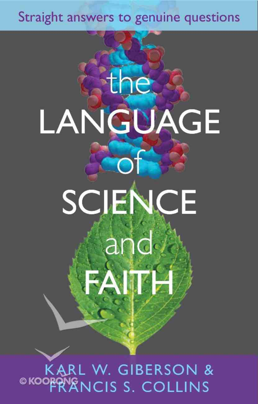 The Language and Science of Faith eBook