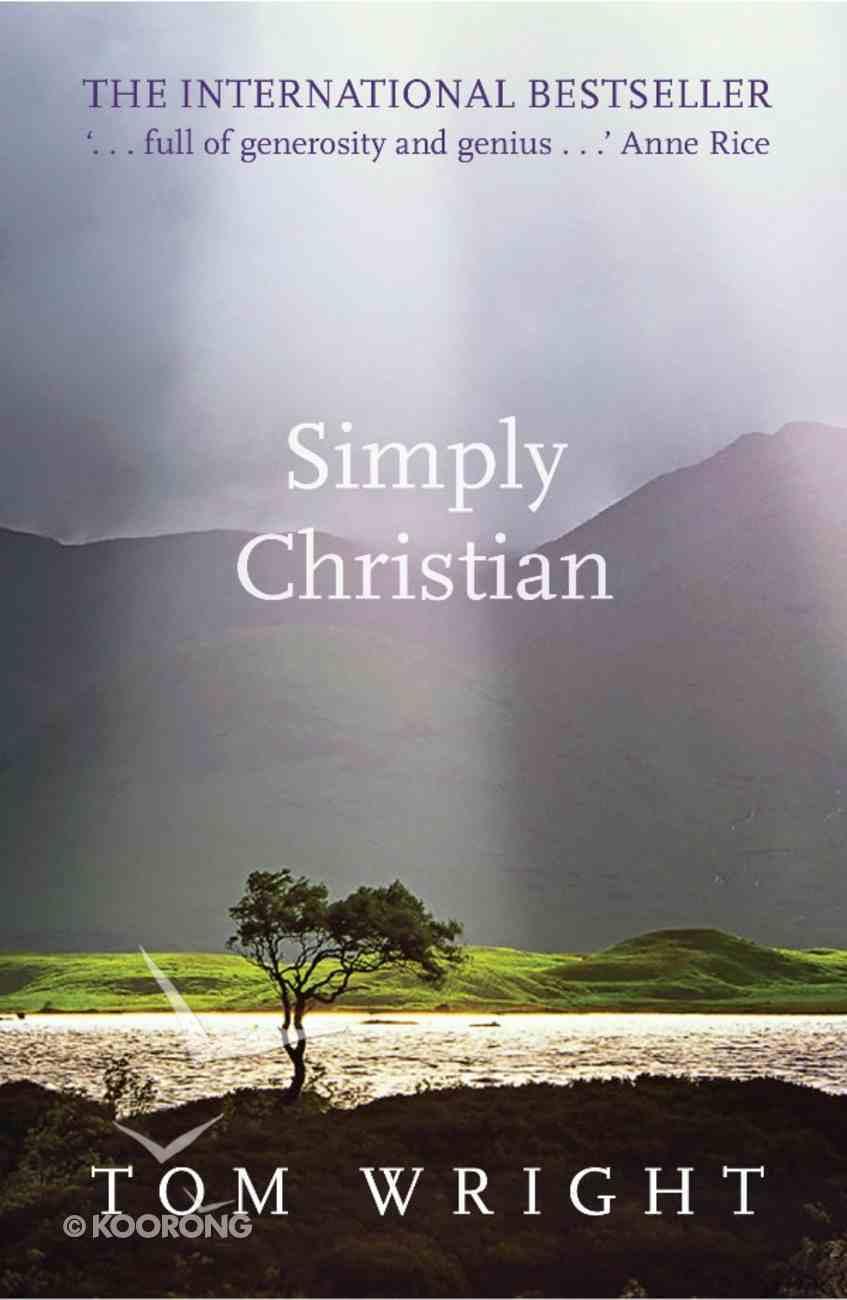 Simply Christian eBook