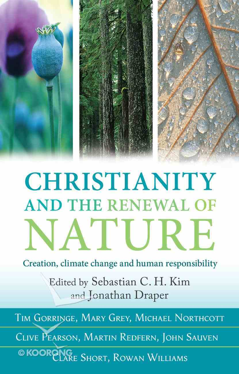 Christianity and the Renewal of Nature eBook