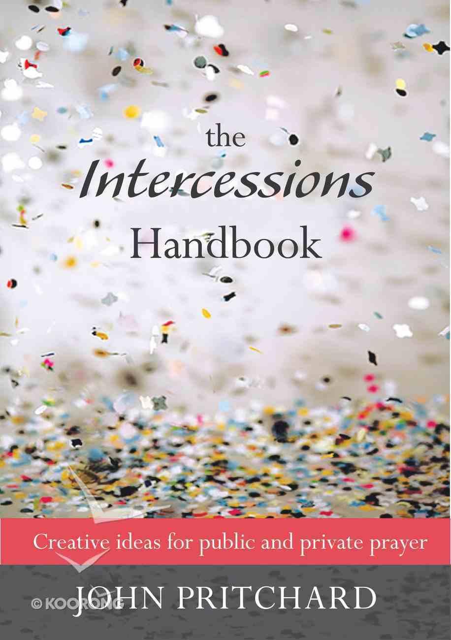 Intercession Handbook eBook