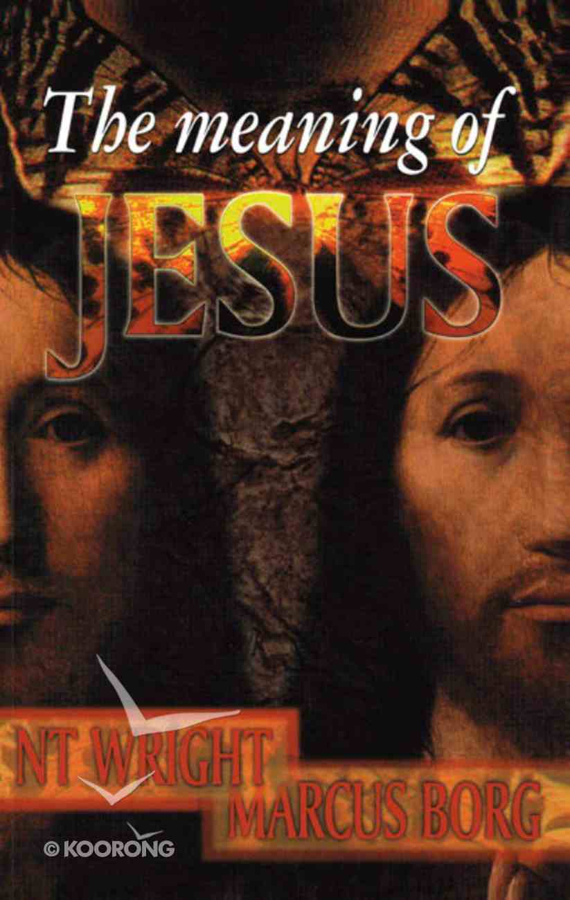 The Meaning of Jesus eBook