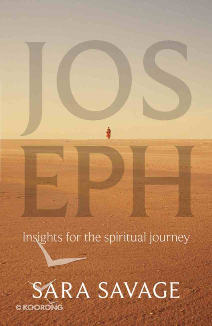 Joseph Insights For Spiritual Journey eBook