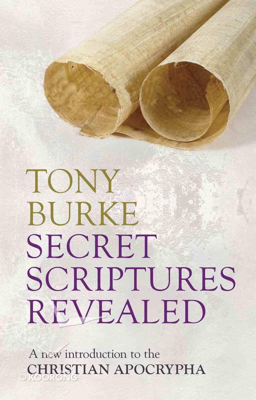 Secret Scriptures Revealed eBook