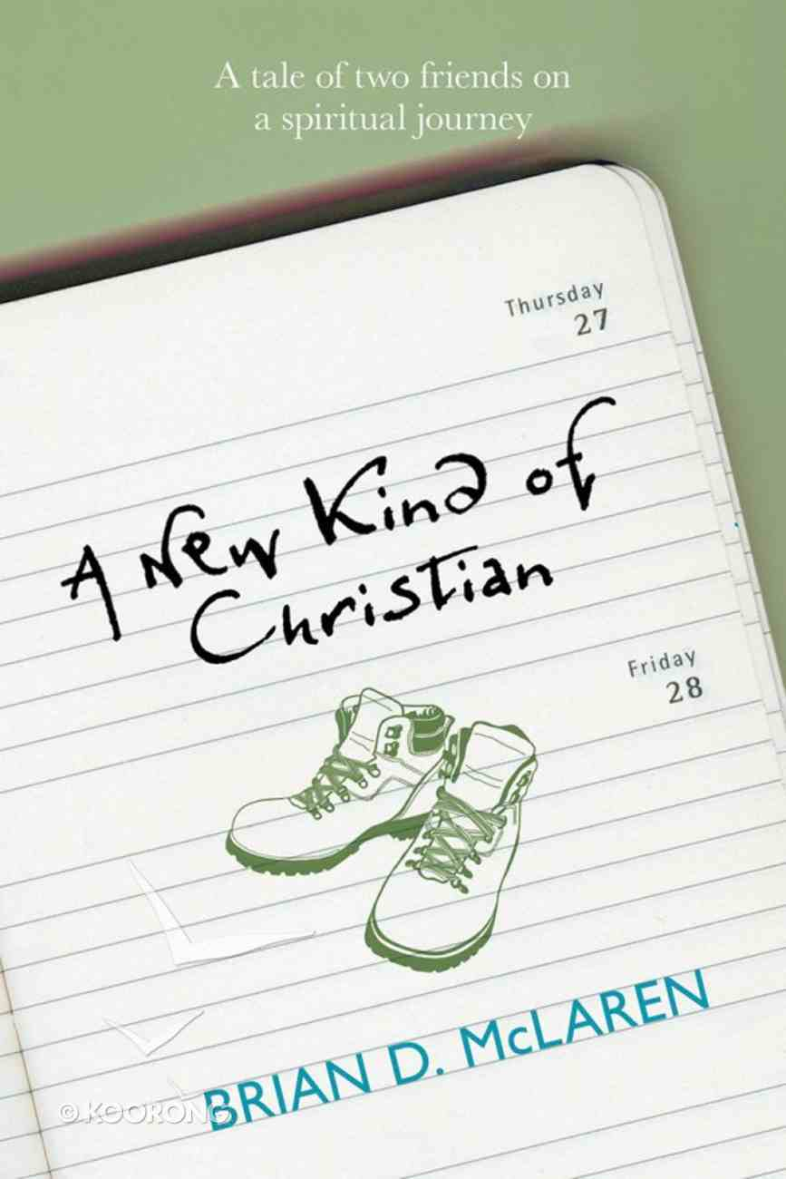 A New Kind of Christian (#01 in A New Kind Of Christian Trilogy Series) eBook