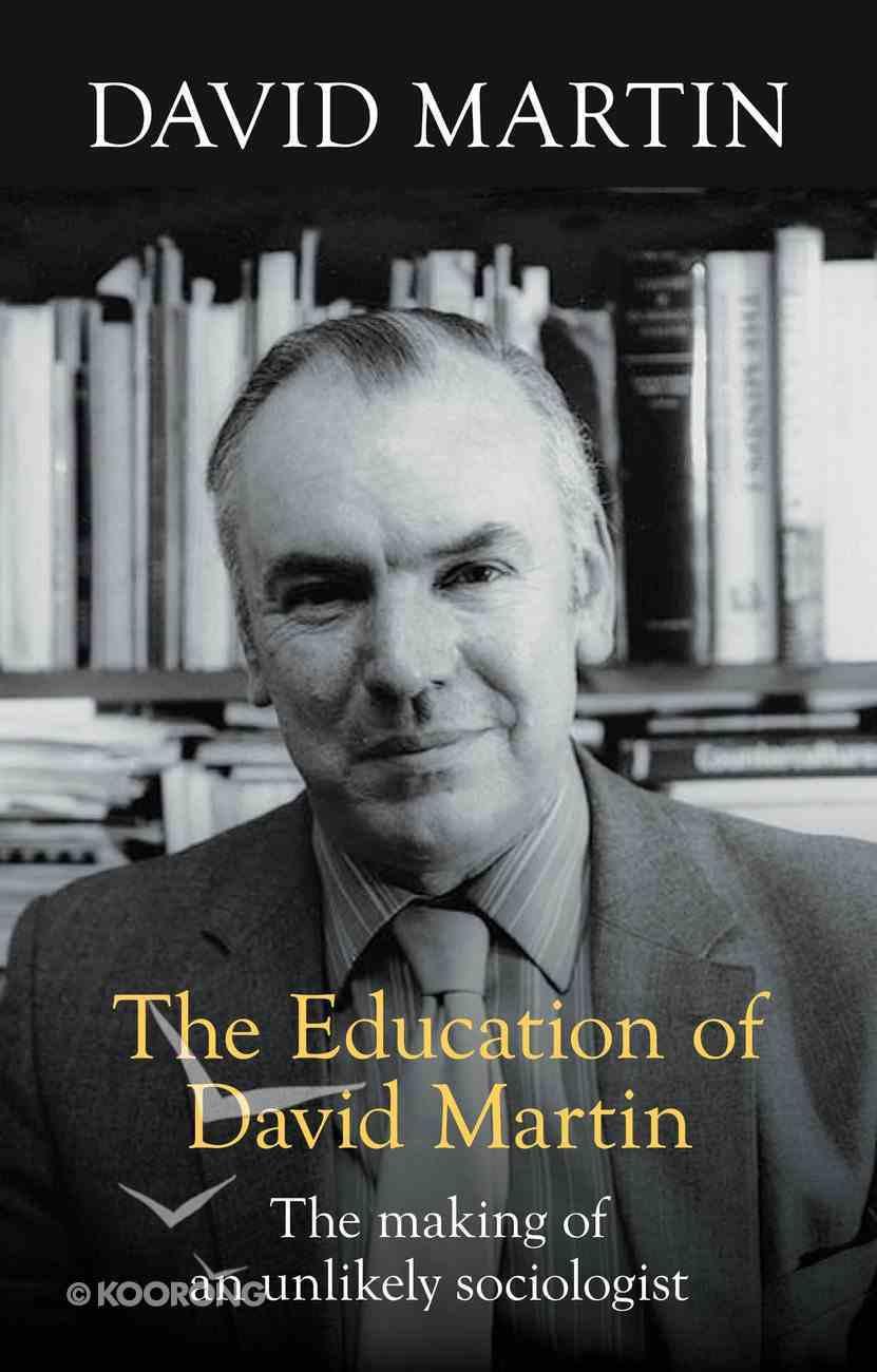 The Education of David Martin eBook