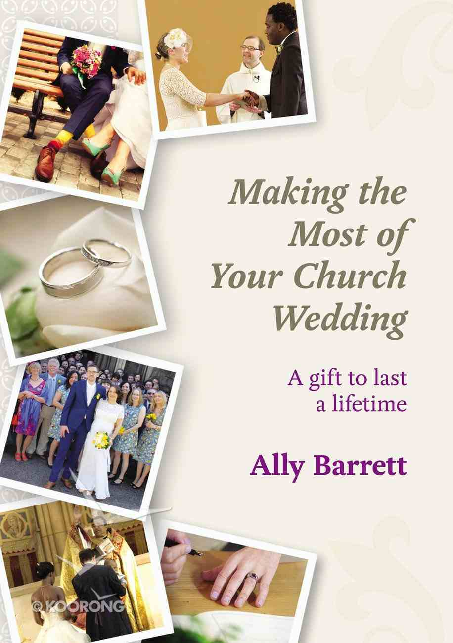 Making the Most of Your Church Wedding eBook