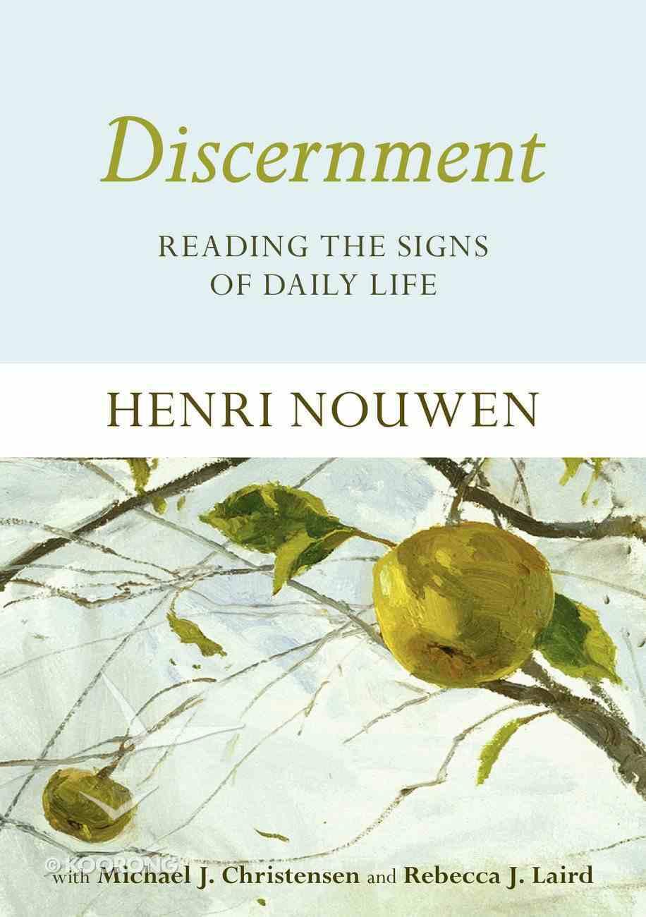 Discernment eBook