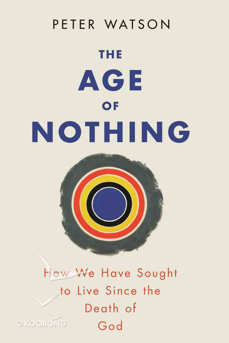 The Age of Nothing eBook