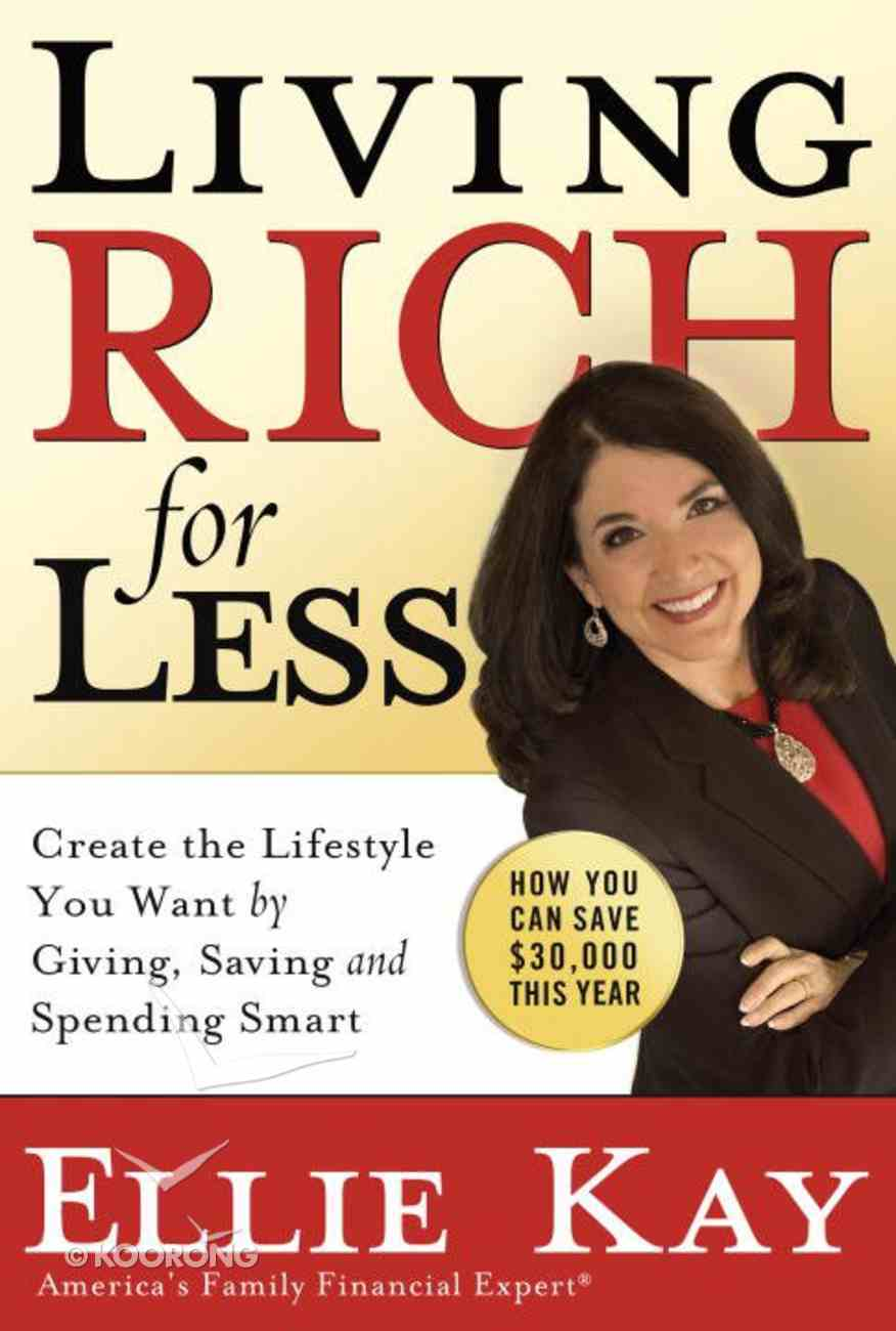 Living Rich For Less eBook