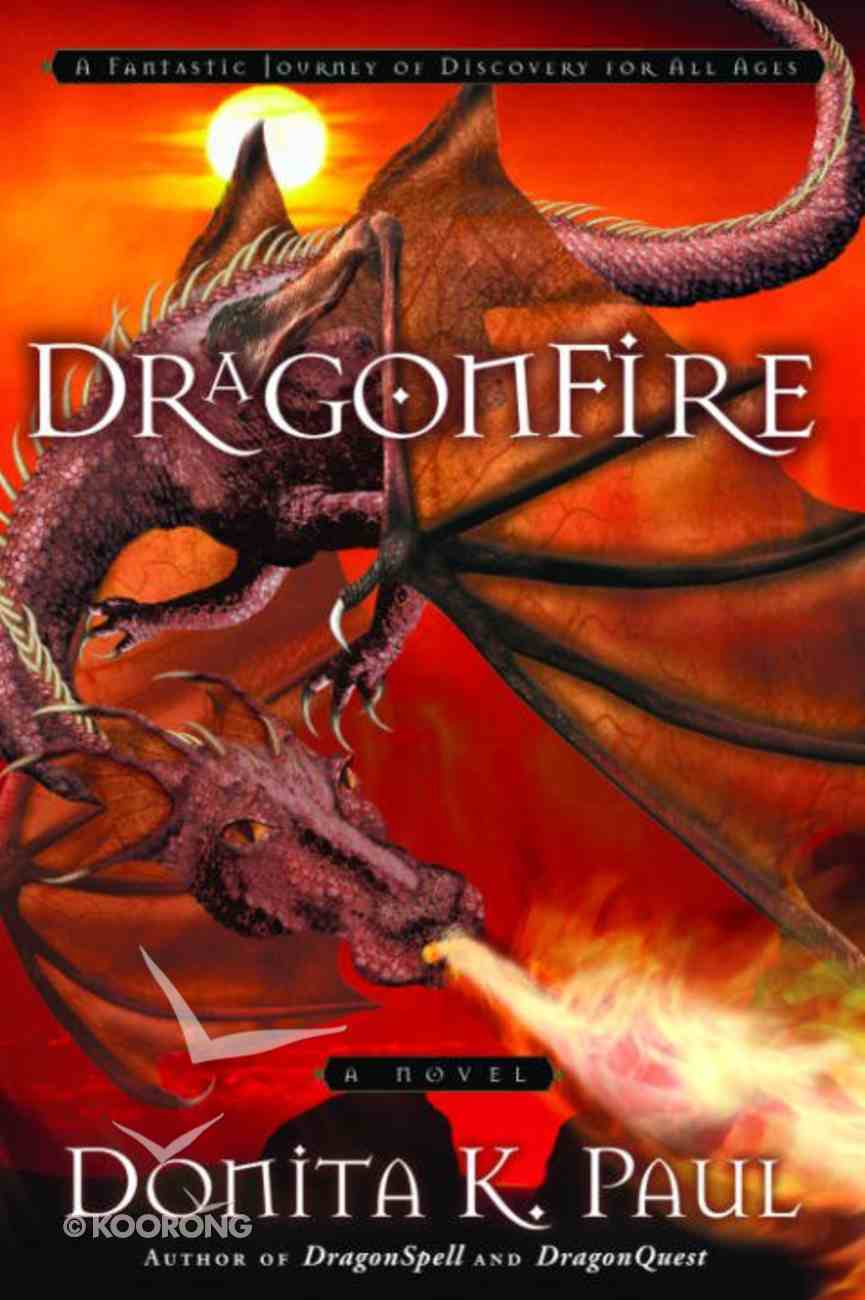 Dragonfire (#04 in Dragonkeeper Chronicles Series) eBook