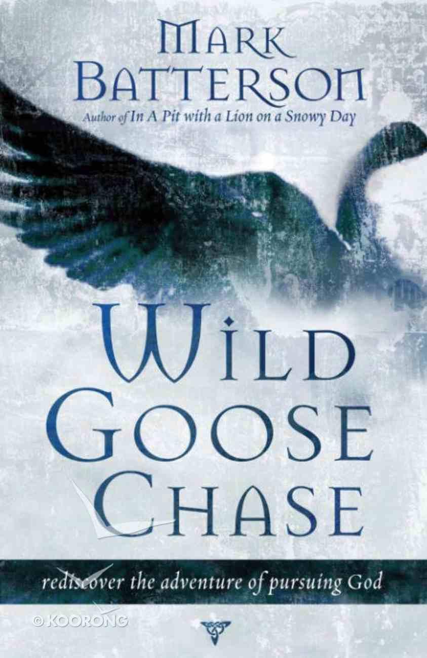 Wild Goose Chase eBook