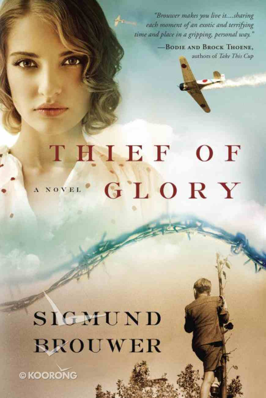 Thief of Glory eBook