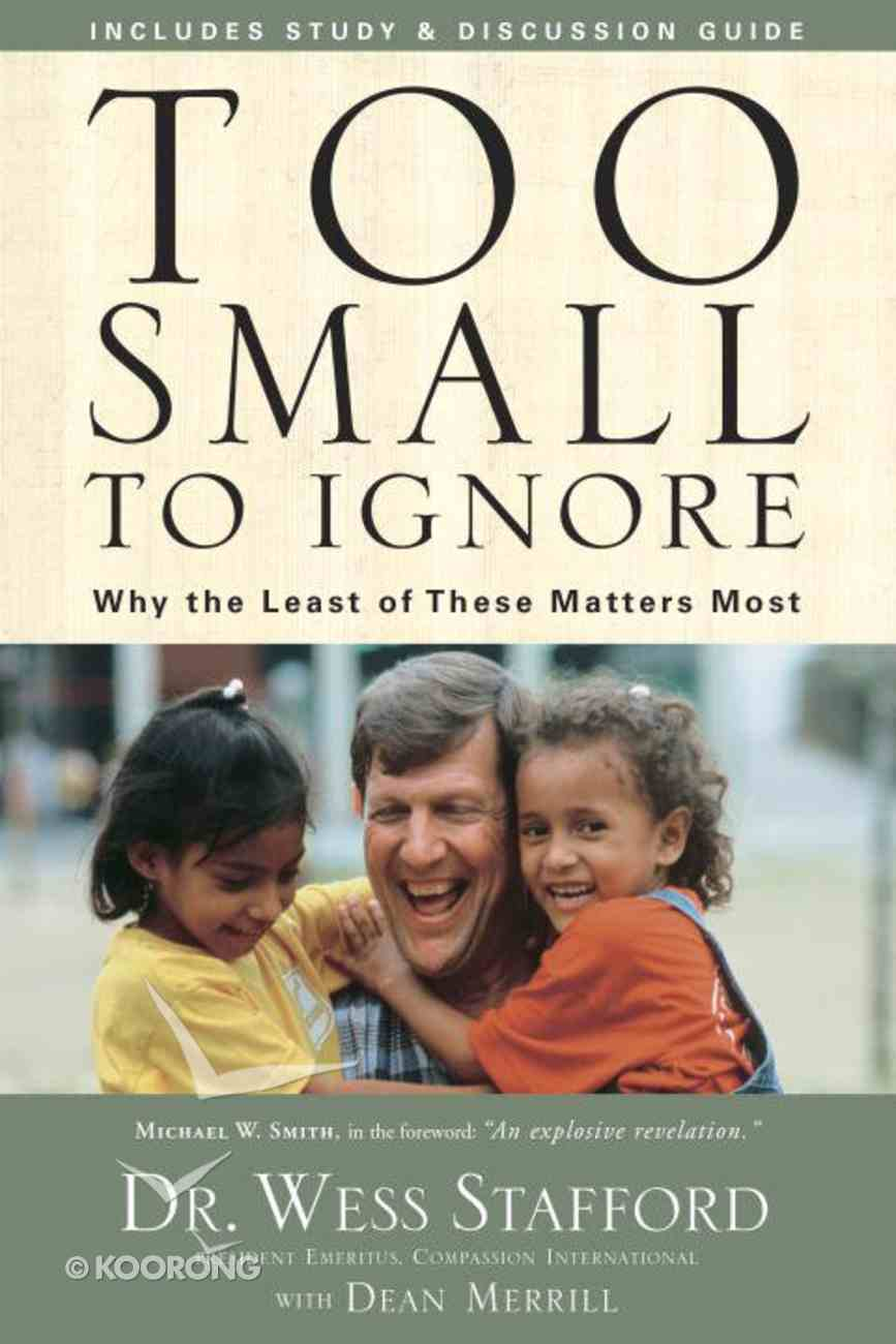 Too Small to Ignore eBook