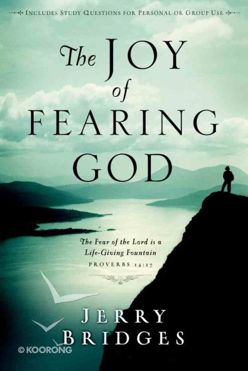 The Joy of Fearing God eBook