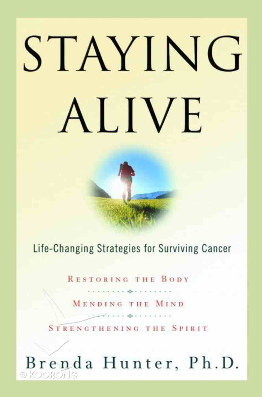 Staying Alive eBook
