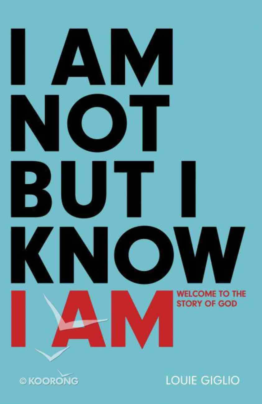 I Am Not But I Know I Am eBook