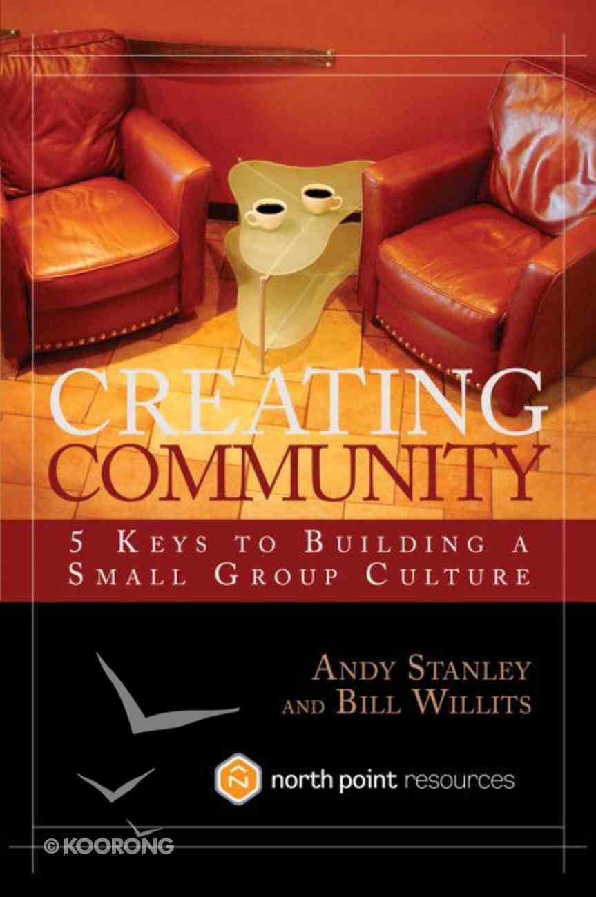 Creating Community (North Point Resources Series) eBook