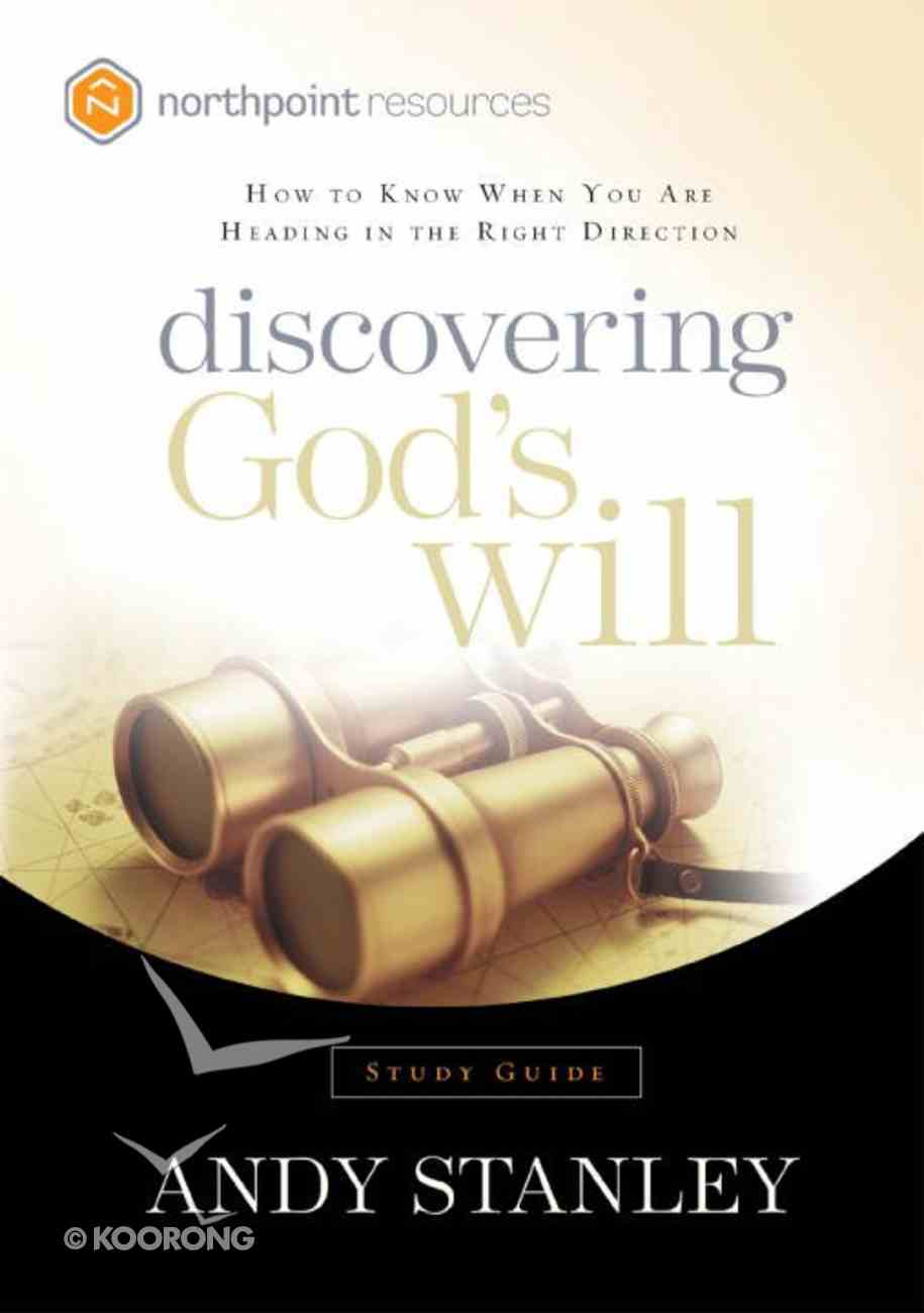 Discovering God's Will (Study Guide) (North Point Resources Series) eBook