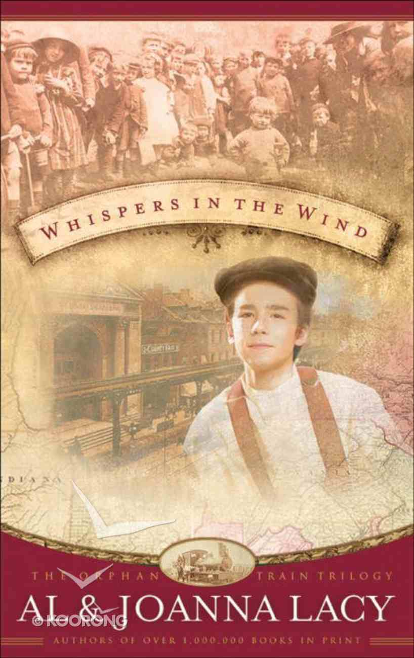 Whispers in the Wind (#03 in Orphan Train Trilogy Series) eBook