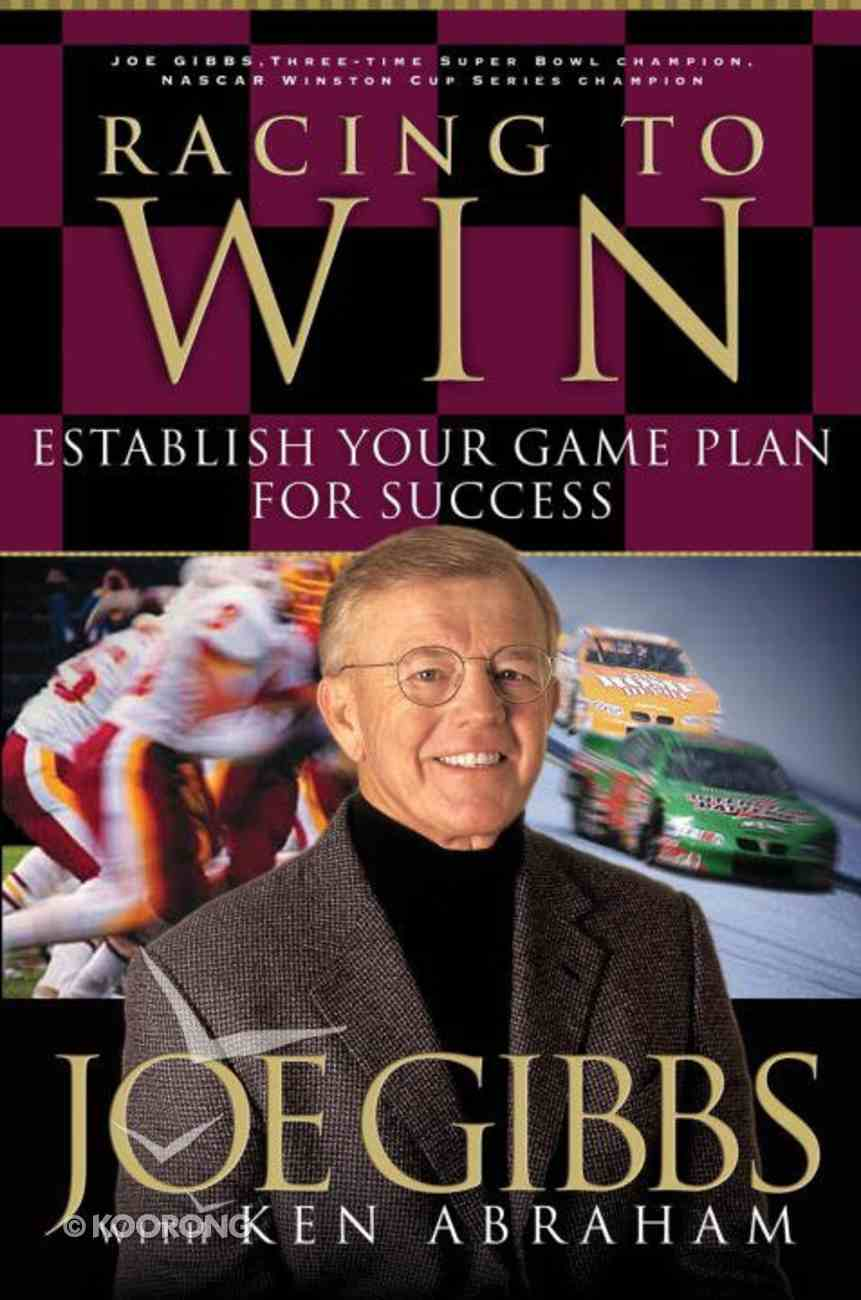 Racing to Win eBook
