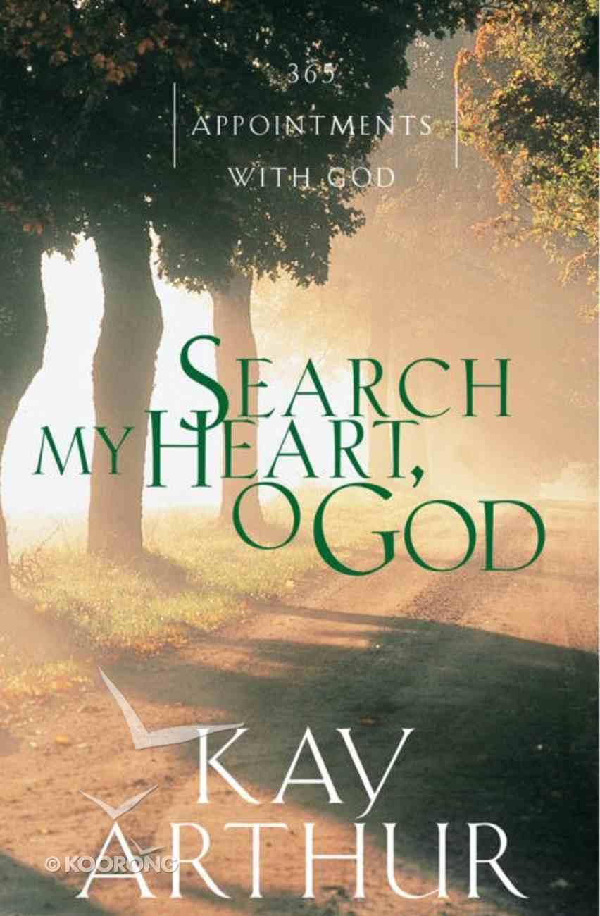 Search My Heart, O God eBook
