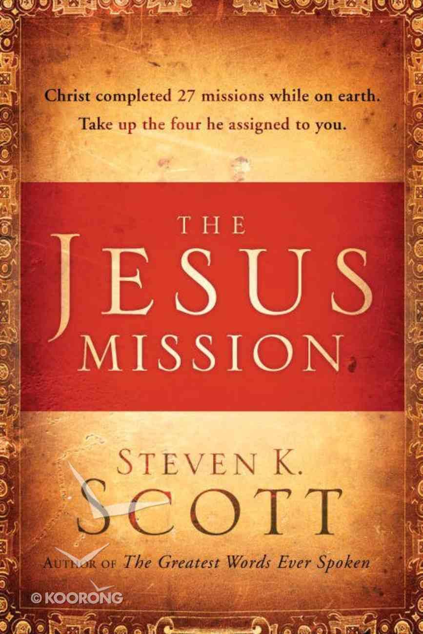The Jesus Mission eBook