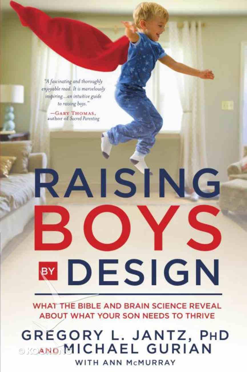 Raising Boys By Design eBook