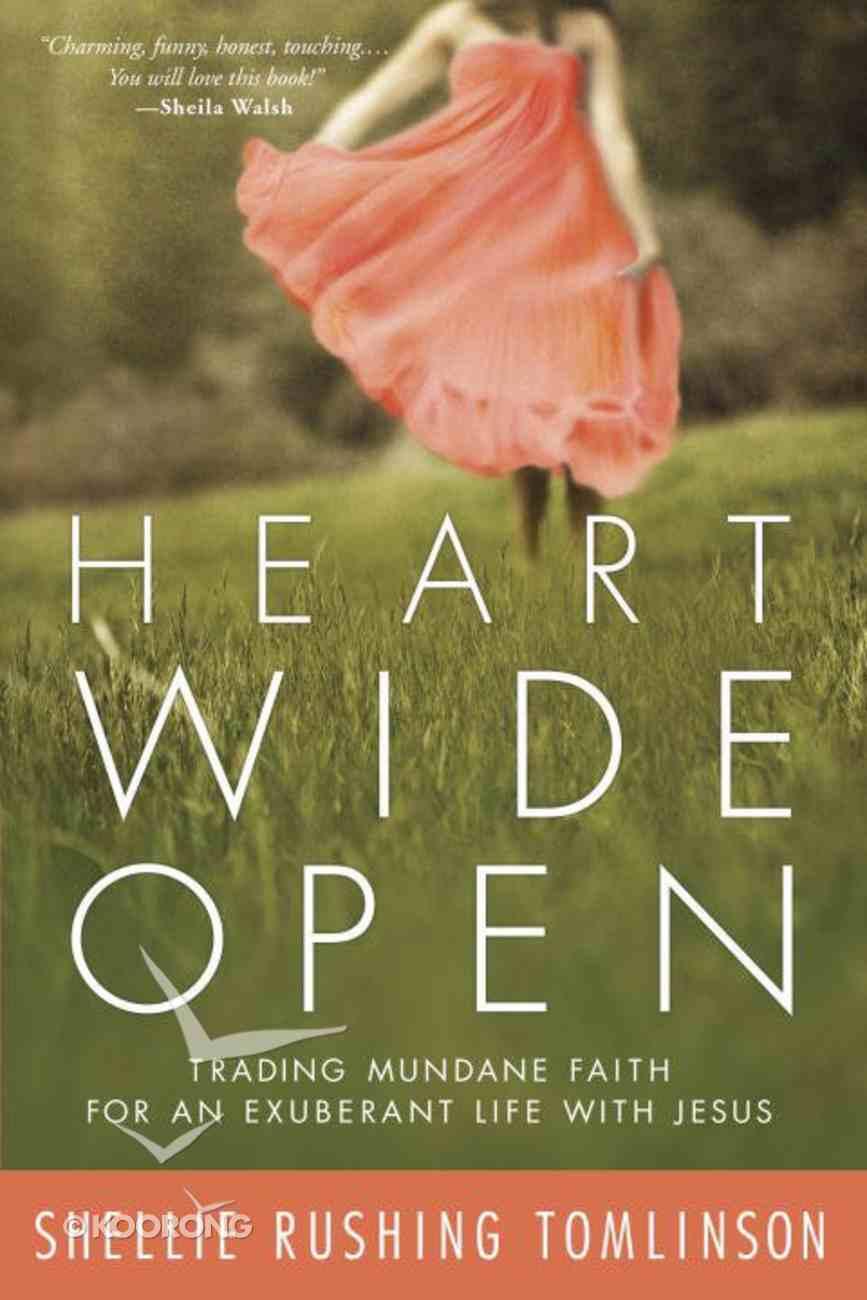 Heart Wide Open eBook