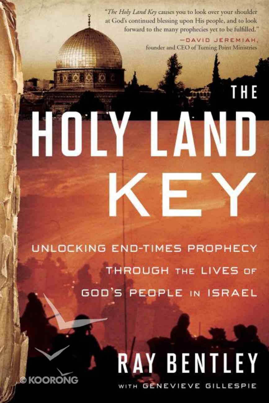 The Holy Land Key eBook