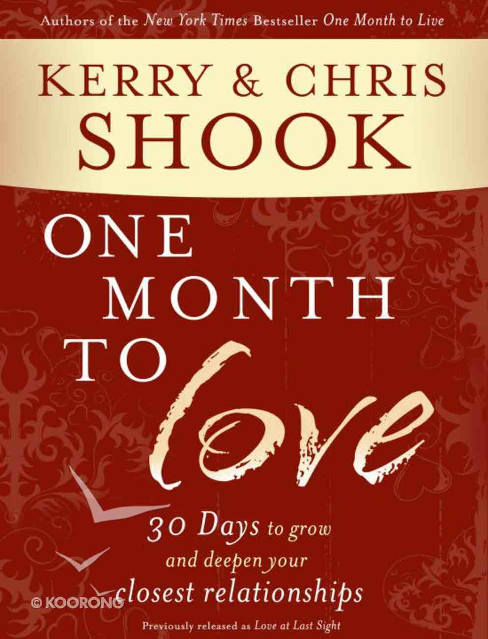 One Month to Love eBook